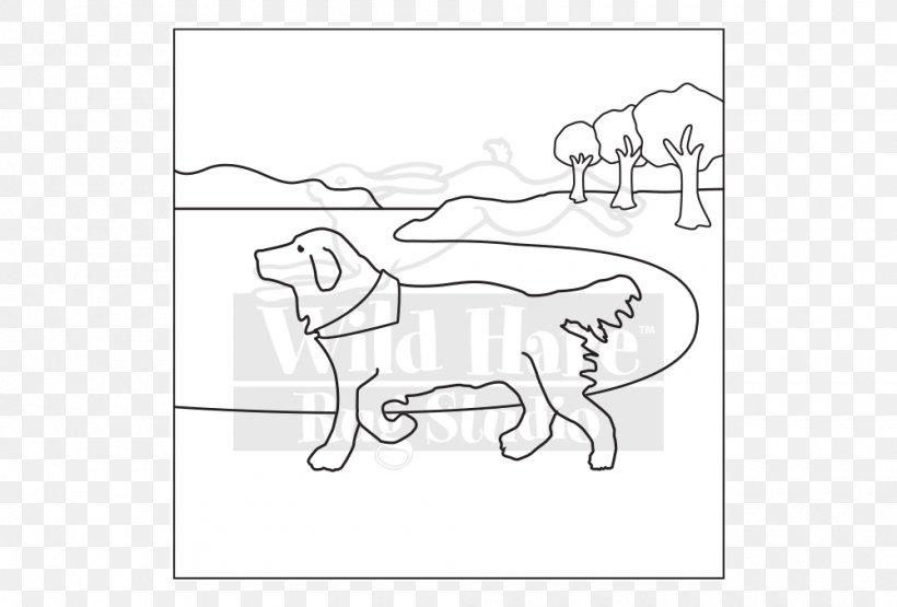 Dog Art Punch Needle Rug Hooking