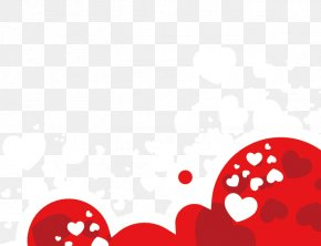 Red Decorative Borders - Red Gratis PNG