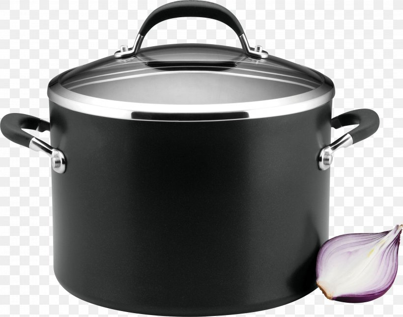 Stock Pot Cookware And Bakeware Lid Non-stick Surface Frying Pan, PNG, 2780x2190px, Circulon, Anodizing, Casserole, Cast Iron Cookware, Cooking Ranges Download Free