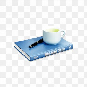 Pen And Notebook Image - Coffee Book PNG