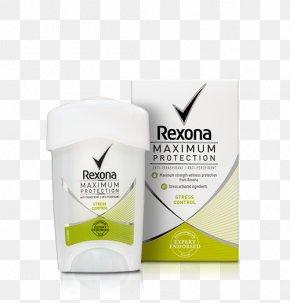 Stress Women - Deodorant Rexona Perfume Mouthwash Antiperspirant PNG