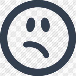Confused Smileys Emoticons - Emoticon Smiley Sadness Clip Art PNG