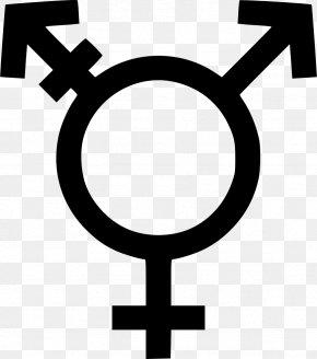 Gender Equality - Gender Symbol Transgender Sign PNG