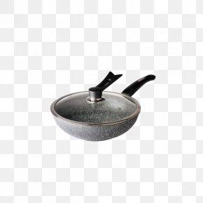 Chalk Ryder Maifanshi Nonstick Smokeless Sky Color - Frying Pan Wok Non-stick Surface Induction Cooking Stock Pot PNG