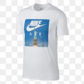 T-shirt - T-shirt Nike Air Max Casual PNG