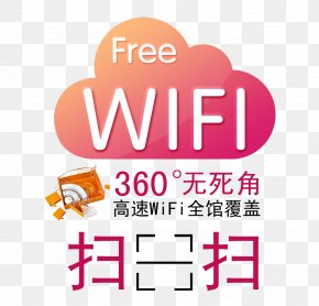 WIFI - Wi-Fi Wireless Network Icon PNG