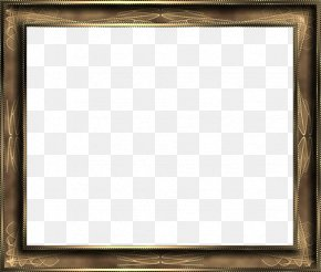 Simple Wood Color Wood Frame - Board Game Picture Frame Square, Inc. Pattern PNG