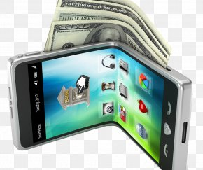 Mobile Phone Electronics Mall - Digital Wallet Digital Currency Mobile Payment Google Pay Send PNG