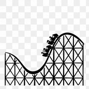 Roller Coaster - Roller Coaster Clip Art PNG
