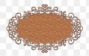 Metal Doily - Metal Background PNG