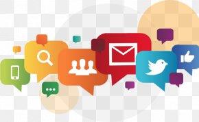 Social Media - Digital Marketing Social Media Reputation Management Business PNG