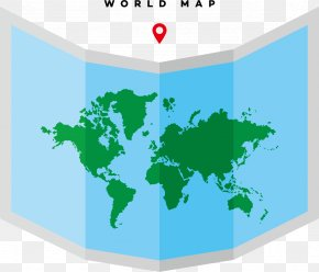 World Map Plate - Globe World Map Vector Map PNG