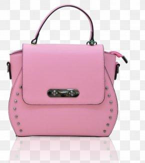 Pink Women's Handbag - Handbag Pink Gratis PNG
