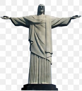 Landmarks - Christ The Redeemer Corcovado Statue Royalty-free Photography PNG