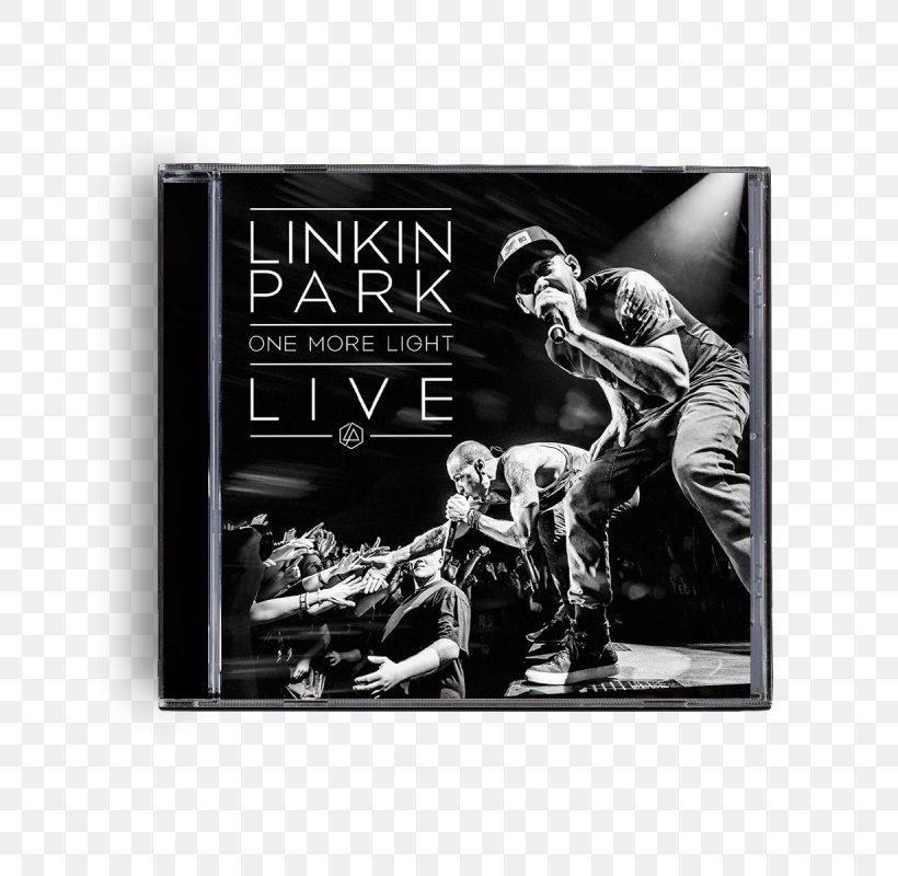 One More Light Live Linkin Park Live Album Png 800x800px