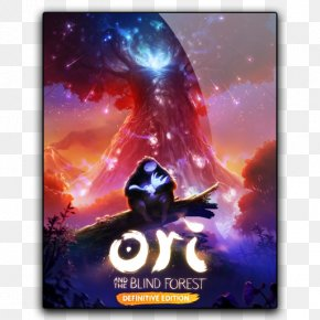 Ori And The Blind Forest - Ori And The Blind Forest Ori And The Will Of The Wisps Video Game Metroidvania Xbox One PNG