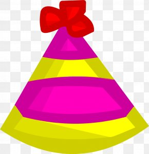 Party - Party Hat Party Horn Birthday New Year's Eve PNG
