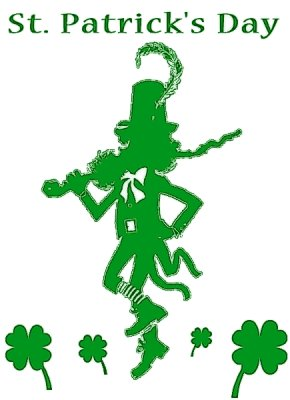 St Patrick S Day Graphics - Ireland Saint Patricks Day Shamrock Holiday Clip Art PNG