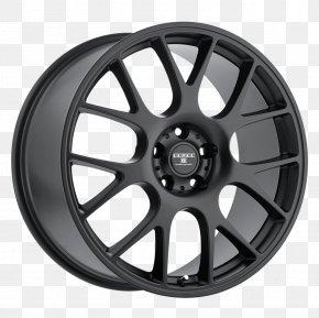 Car - Car Custom Wheel Rim Tire PNG