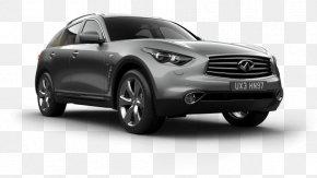 Infiniti Qx70 - 2017 INFINITI QX70 Car Luxury Vehicle PNG