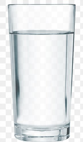 A Glass Of Water And A Glass - Drinking Water Glass Drinking Water Fasting PNG