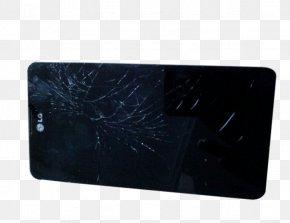 LG Mobile Phones Broken Screen - Mobile Phone Brand Multimedia PNG