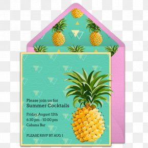Pineapple - Pineapple Wedding Invitation Convite Birthday Party PNG