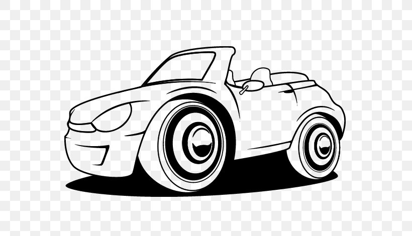 Sports Car Drawing Ferrari Coloring Book, PNG, 600x470px ...