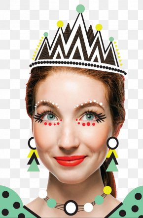 Crowned Ms. - Crown Headgear Icon PNG