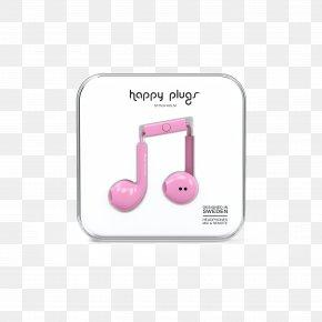 Ear Plug - Happy Plugs Earbud Plus Headphone Headphones Audio In-ear Monitor PNG