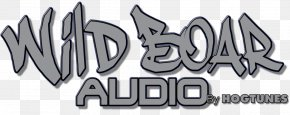 Wild Boar - Wild Boar Sound Scooters Performance Parts & Accessories Logo Background Noise PNG
