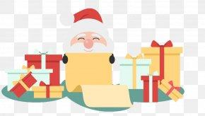 Santa Claus - Santa Claus Christmas El Vestidor De Palacio Letter English PNG