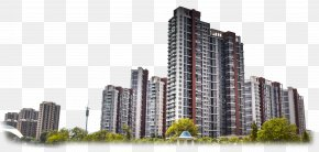 Shanghai Office Building - Ajitgarh Building Office Architectural Engineering PNG