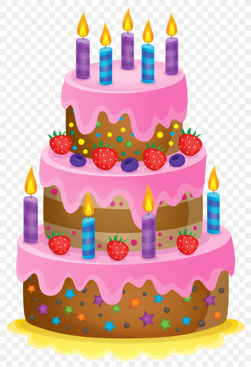 Terrific Birthday Cake Chocolate Cake Clip Art Png 4307X6298Px Birthday Personalised Birthday Cards Cominlily Jamesorg