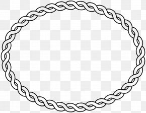 Oval Border - Borders And Frames Picture Frames Oval Clip Art PNG