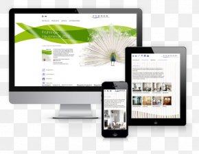 Web Design - Responsive Web Design Digital Marketing Project Search Engine Optimization PNG