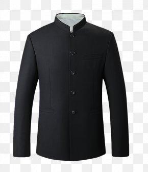 Men's Dress - Mao Suit Clothing Collar Formal Wear PNG