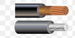 Electrical Wires Cable - Aluminum Building Wiring Electrical Conductor Copper Conductor Electrical Wires & Cable Electricity PNG