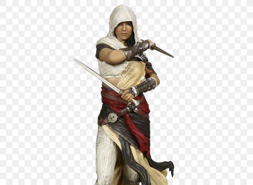 Assassin's Creed: Origins Assassin's Creed III Ubisoft Figurine, PNG, 600x600px, Ubisoft, Action Figure, Cold Weapon, Collectable, Costume Download Free