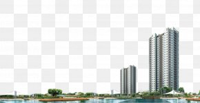 City High-rise Lake - Lake City High PNG