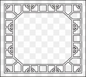 Honorable Black Frame - Picture Frame Icon PNG