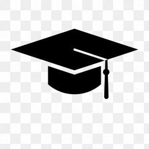 Educational Background - Square Academic Cap Graduation Ceremony Hat Clip Art PNG