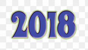 Happy New Year 2018 - Desktop Wallpaper New Year's Day Eid Mubarak PNG