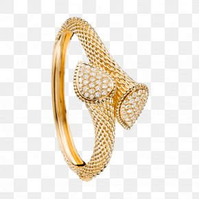 Jewelry Image - Bracelet Bangle Gold Jewellery Earring PNG