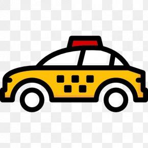 Taxi Logos - Car Rental Vehicle PNG