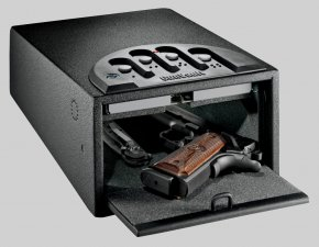 Safe - Gun Safe Security Pistol Firearm PNG