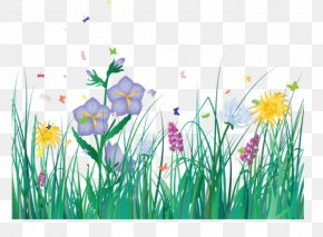 Spring Clip Art - Clip Art Flower Image Free Content PNG