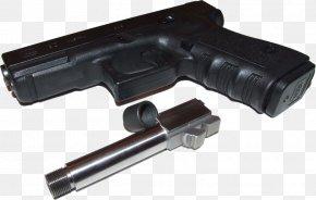 Weapon - Trigger Gun Barrel Firearm GLOCK 19 PNG