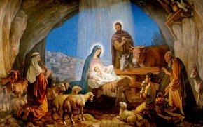 Jesus Christ - Christmas Nativity Of Jesus Christianity Solemnity Virgin Birth Of Jesus PNG