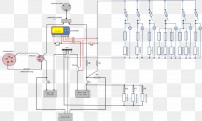 Batter - Circuit Diagram Wiring Diagram Electronic Circuit Electrical Wires & Cable PNG
